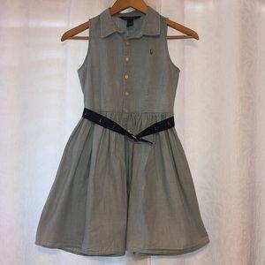 🌸POLO Ralph Lauren GUC size 7 Beautiful dress 🌸